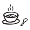 Małe logo Słodkie Gotowanie