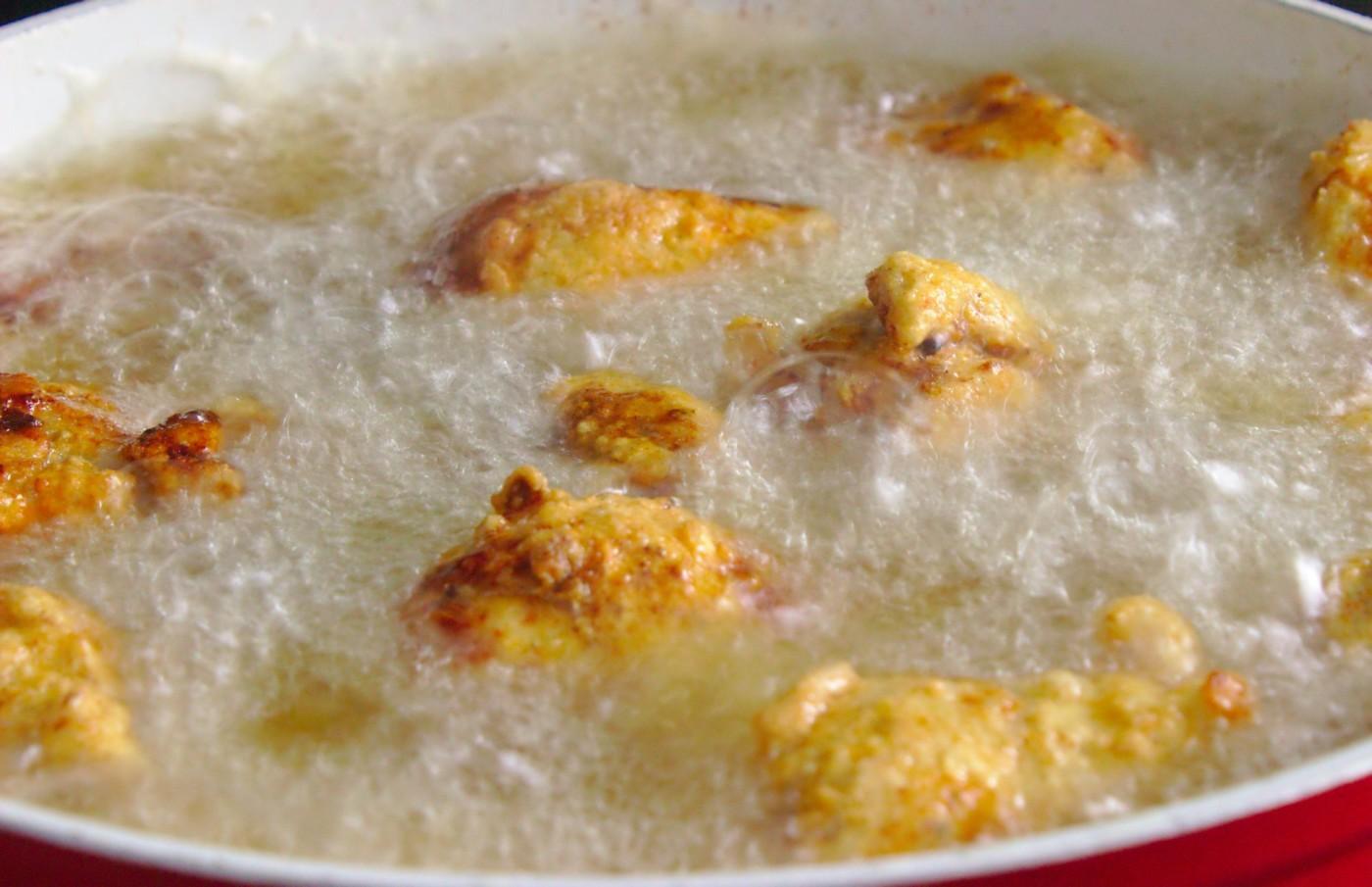 Pikantne pałki z kurczaka